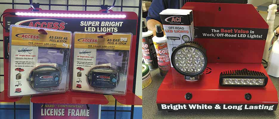 New Product: ACI Smart LED Super Bright LED Lights