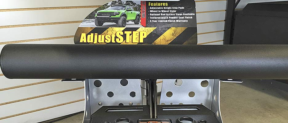 New Product: N-FAB AdjustSTEP