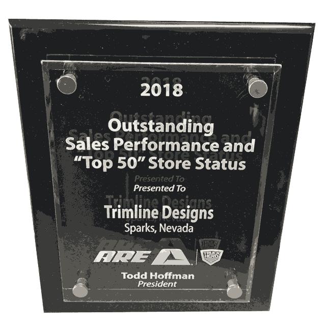 trimline outstanding sales