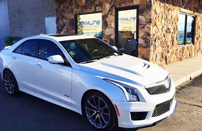 Cadillac Clear Bra