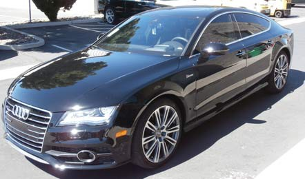 Audi Paint Protection Film And Tint Trimline Of Reno Truck Accessories - Reno audi