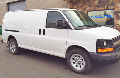 Van Tint – Right Side