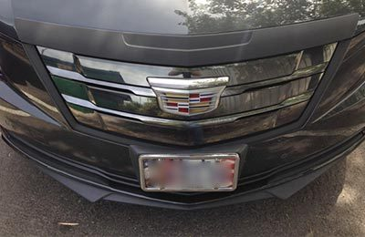 Cadillac Clear Bra and Tint 2